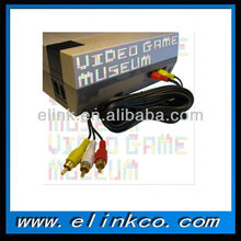 high quality NES TV AV Cable Stereo Audio Video Cord rca cable rca 3 to rca 2