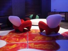 surfloor new design easy install art color liquid night club dance floor