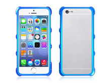 tpu case for iphone 6/bumper case for iphone/dual color phone case