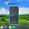 Bluesun home solar system mono 24v 290w 295w price solar panel 300w