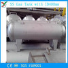 Professional manufacture SS gas tank wirh ID400mm