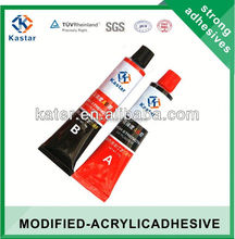 acrylic strong adhesive manufacturer,auto part ab glue