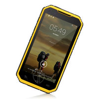 Dual sim 5.0 inch ip68 gsm/wcdma rugged android phone with nfc, best rugged mobile phone india