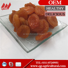 dried sour apricots with ISO HACCP, typical fruit from China
