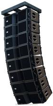 "Outdoor Sound System+Dual 8"" Line Array Speaker System"