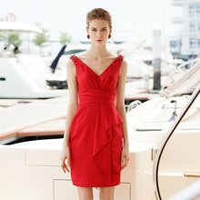 2015 New design cocktail dress high quality dresses for women