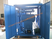 Highly effective Transformer Oil Purification/Simple Operation,Dewater/Degas/De Color Oil Treatment Machine