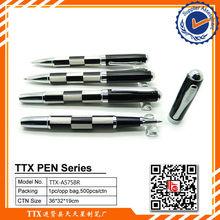 Luxury Twist Fat Metal Luxury Ball Pen Manufacturers