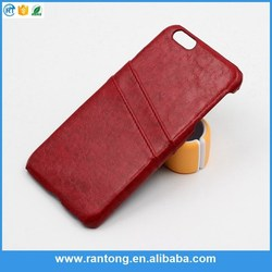Professional factory supply long lasting phone case hard cover for iphone 6 from direct factory