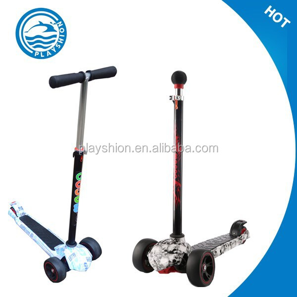 Adult Folding Kick Scooters Push Scooter Models Xootr