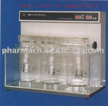 Model RB-1 suppository Thaw tester instrument