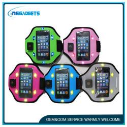 HT022 Hot sell light neoprene sport armband case for iphone