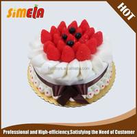 Simela lovely good fake birthday cake