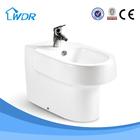made in china wc encaixe branco cerâmica saudável limpeza mulheres chuveiro bidé wc