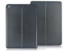 New design tablet leather case for iPad air , cover case for iPad 5