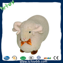 Hot sale cute stuffed live lamb and sheep