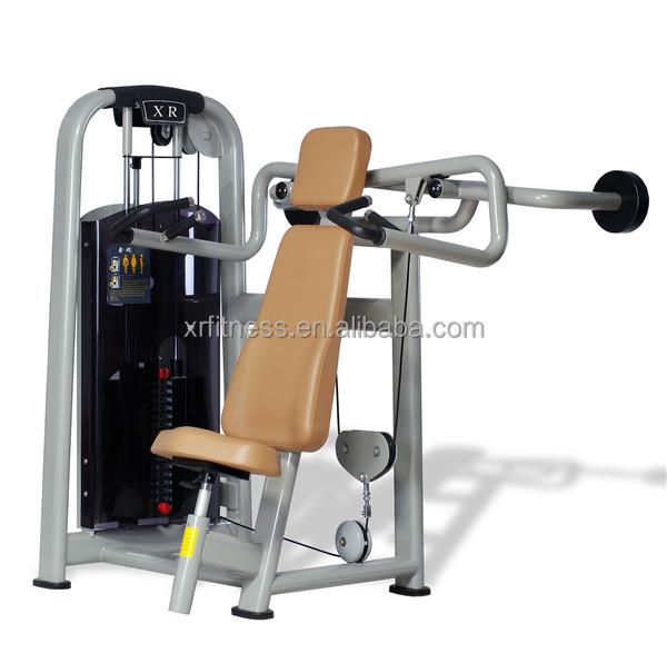 Gym Equipment Japan: Gym Equipment Names Shoulder Press Xc-6603 / Low Price