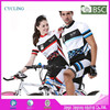 Popular newest design custom china jersey cycling young