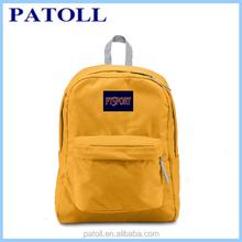 Hot Sale custom logo colleges 2014 fashion school bag for high school girls