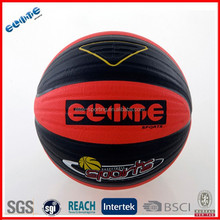 Laminated official size of a basketball ball