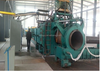 medium frequency carbon steel pipe bending machine is exported to Chile