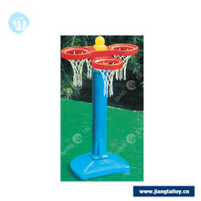 JT-1610 plastic mini toy basketball hoop for kids