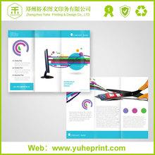 2015 alibaba trade assurance cheap printer matt lamination samples leaflet