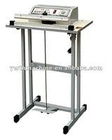 Pedal Film Sealing Sealer Machine/Foot Plastic Sealer Machine