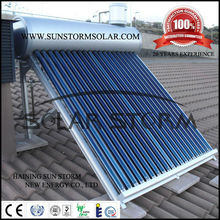 Hot Sell Solar Storm 200L Compact Solar Water Heater (SS-NPB02-20)