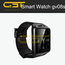 2015 smart watch phone GV08S with factory price