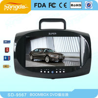 Best seller 9 Inch DVD Player Portable in Exclusive Model