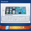 2014 New arrival slide out 4.7inch bluetooth keyboard for iPhone 6