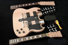 double neck RSG Style electric guitar kit