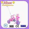 New Alison C04732 child rider toy childs toy tricycle pedal cars for kids