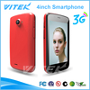 Hot selling mtk 6572 dual core android cell phone 4 inch touch screen