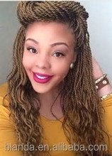 Hot Selling Marley, Synthetic Hair Braids, Pre Twisted Hair Senegalese
