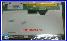 Grade A+ for HP DV1000 V2000 laptop LCD panel LTN140W1-L01