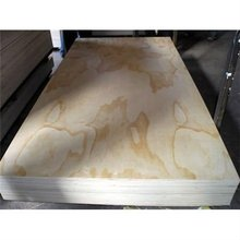 First-Class Grade and 3-Ply Boards Plywood Type Pine Plywood