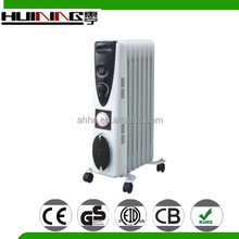 2015 HOT sale portable electric home oil filled radiator heater
