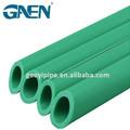 preço de fábrica de tubos de plástico de materiais usados na construção civil