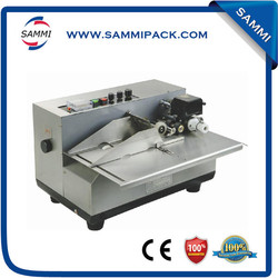 High Quality solid ink continuous Expiry Date Coding Machine (MY-380F)