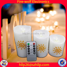 Evening Party Candle Manufacturer Branded Scented Candles