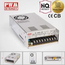 24 volt 400W Rainproof power supply 24v led transformer AC power