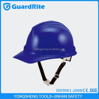 GuardRite brand types of construction head protection safety helmet with modle W-026