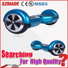 2015 super cool two wheels self-balancing scooter, smart balance wheel, self balancing scooter for mini segway