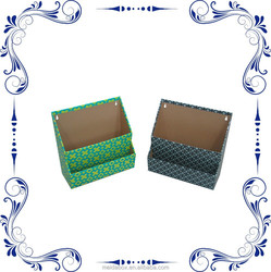 file hanger with embossing design