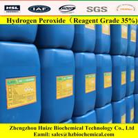 Reagent Grade Hydrogen Peroxide 35% manufacturer