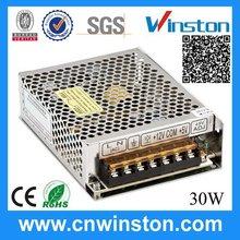D-30C 30W 12V 1.5A top level OEM hot sale! 12v 120w power supply for 12v 10a