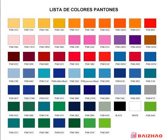 Nombre de colores de moda imagui for Gama colores pintura pared