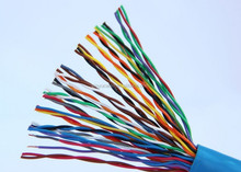 2015 Sinyu PVC sheathed electric wire and cable with many kinds of sizes
